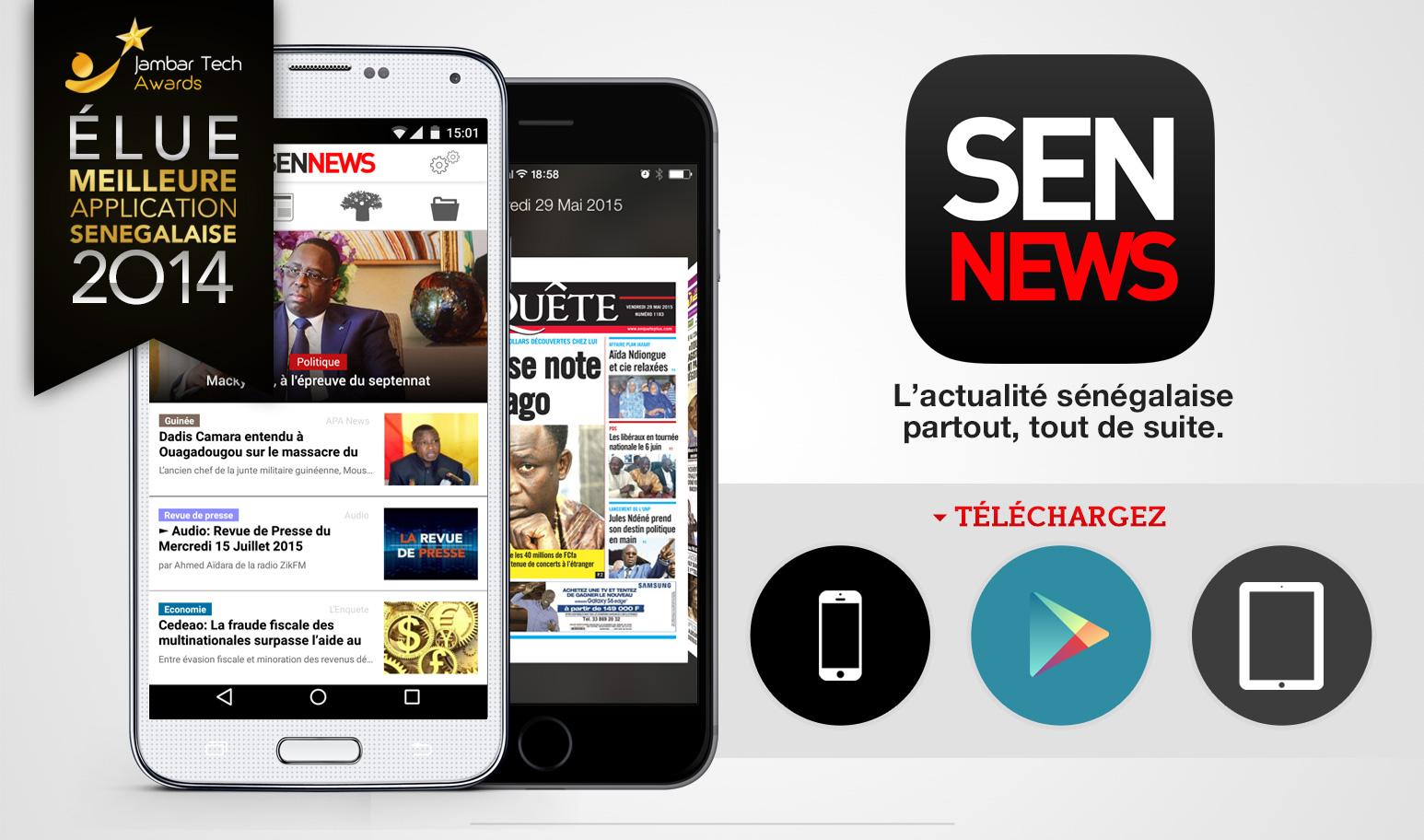 Annoncez sur SenNews